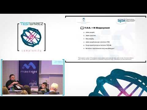 Mnich, Wawrzyniak - Mutacyjne testowanie oprogramowania w aspekcie Test Driven Development