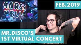 Brendon @ Marshmello ft. Logic Concert!! + Death Walk Update (Panic! At the Disco)