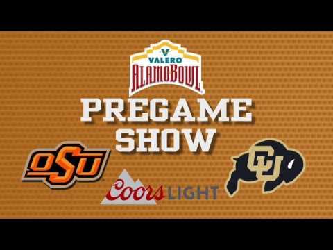 The Franchise Gameday: Alamo Bowl Oklahoma State vs Colorado