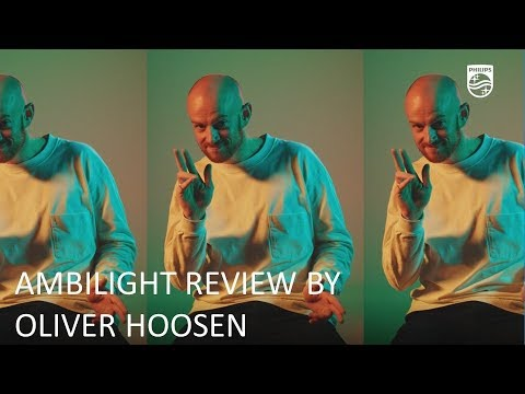 Find out what Oliver Hoosen likes about Ambilight