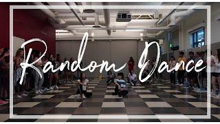 COLLEGE KPOP RANDOM DANCE CHALLENGE 2018