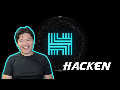 Hacken (HKN) - Much needed anti-hacker protection