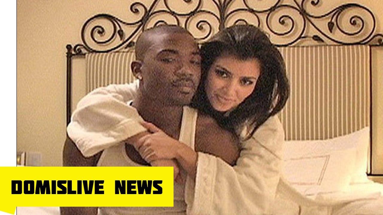 Kim kardashian and ray j free