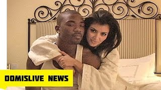"Ray J Disses Kim Kardashian and Kanye West on Song"" Famous"" with Chris Brown"