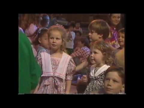 The Wiggles On ABC For Kids Live In Concert - 1993