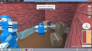 (Roblox) BloxHunt Part 2-Bandicam Version-ASUS STYLE