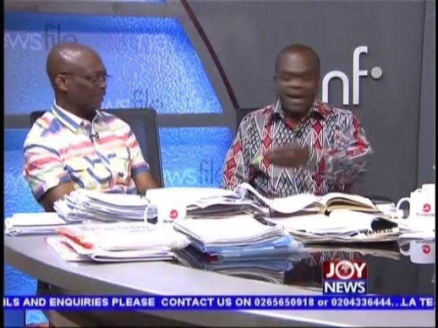 Manso Nkwanta Killings - Newsfile on JoyNews (24-11-18)