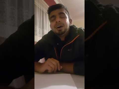 Amar pran dhoriya maro tan cover only vocal