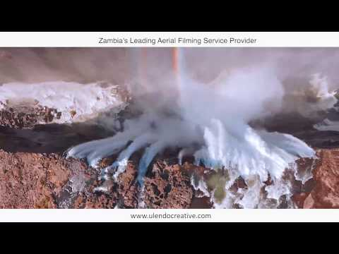 Ulendo Creative Media 2020 Aerial Showreel