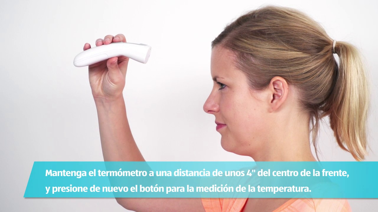 Termometro Sin Contacto Youtube A thermometer is a device that measures temperature or a temperature gradient (the degree of hotness or coldness of an object). termometro sin contacto
