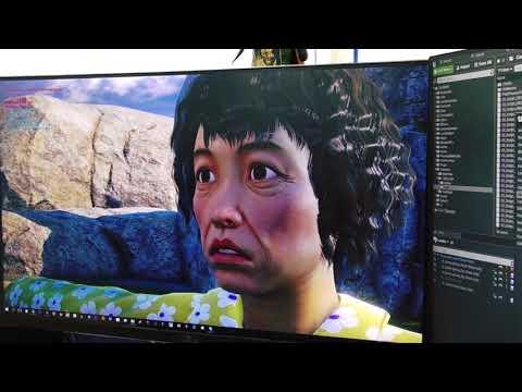 Shenmue 3 Dev Room Progress Report Vol. 4 | Facial Animations