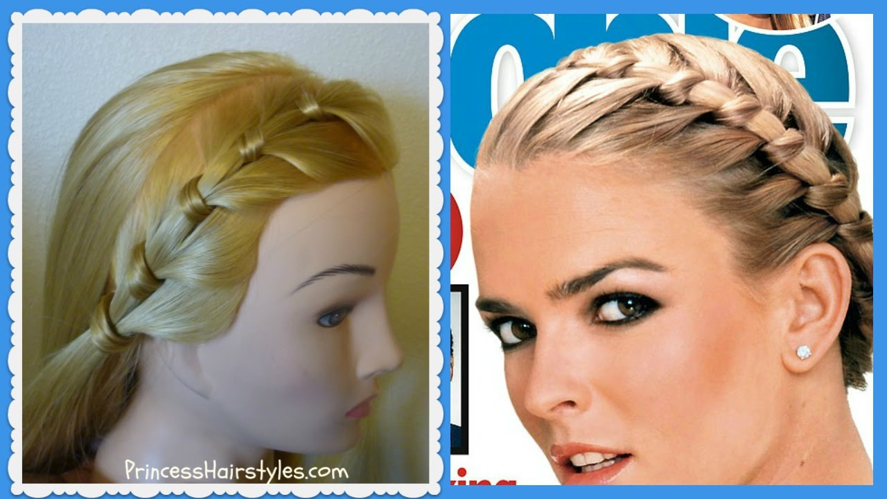 Hair Style You Tube Video: Nicole Brown Simpson Braid, Hairstyle On People Magazine