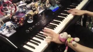 【ピアノ】ポケモンDPのシロナ戦の曲を弾いてみた【pokemon Shirona Battle】 marasy8