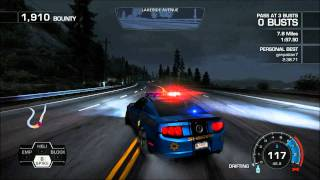 Need for Speed: Hot Pursuit - Snake Pit Gameplay (PC)