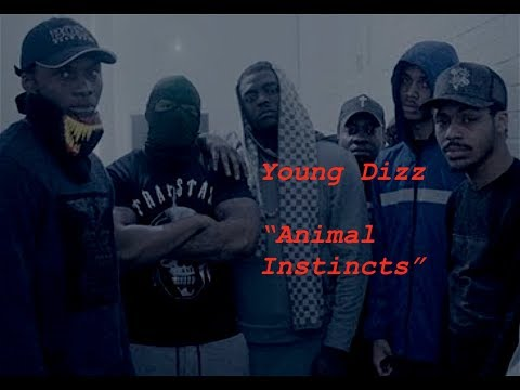 "Young Dizz Type UK Drill Beat -  ""Animal Instinct"" @BlaccOcean_95"