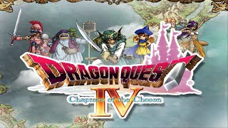Dragon Quest IV - iOS / Android - HD Gameplay Trailer