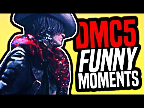 DANTE JACKSON AND HIS THICCY - Devil May Cry 5 Funny Moments (Part 5) thumbnail