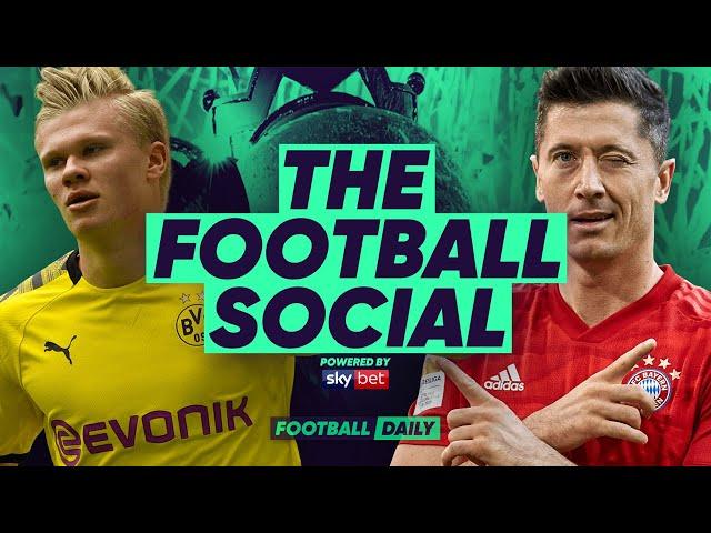 Borussia Dortmund 0-1 Bayern Munich | Bayern 7 points clear in the title race