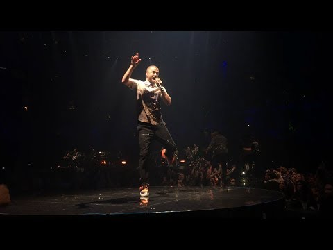 Justin Timberlake - Man of The Woods & Higher Higher (Toronto 1 2018)