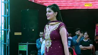 Sapna Chaudhary Dance Song 2020 I मेरा भी जुगाड़ I Sapna song 2020 I sonotek Ragni