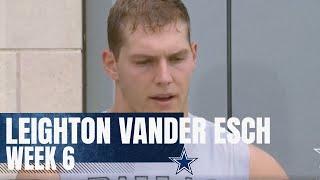Leighton Vander Esch: Different Dynamic   Dallas Cowboys 2021