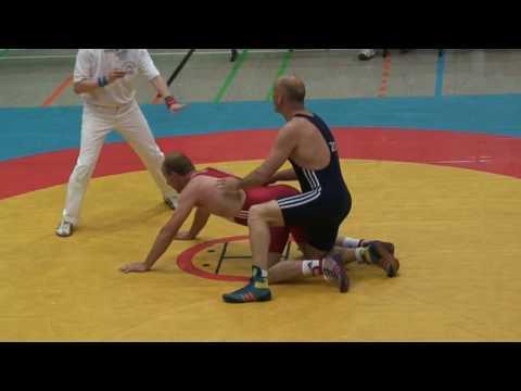 Greco-Roman Wrestling - pin