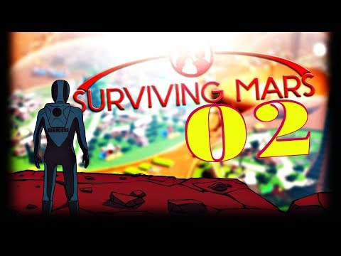 STARTING TO GET THE HANG OF THIS ► Surviving Mars #2