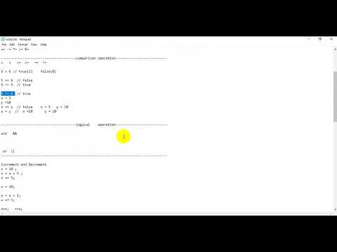 Tutorial C Programming Language  -if condition Function thumbnail