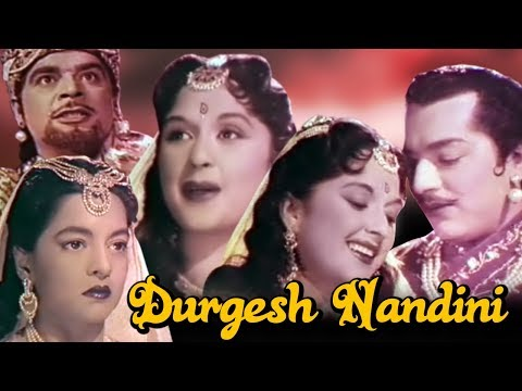 Durgesh Nandini | Full Movie | Pradeep Kumar | Bina Rai | Superhit Hindi Movie