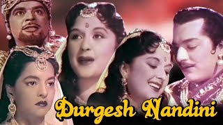 Durgesh Nandini | Full Movie | Pradeep Kumar | Bina Rai | Superhit Hindi Movie