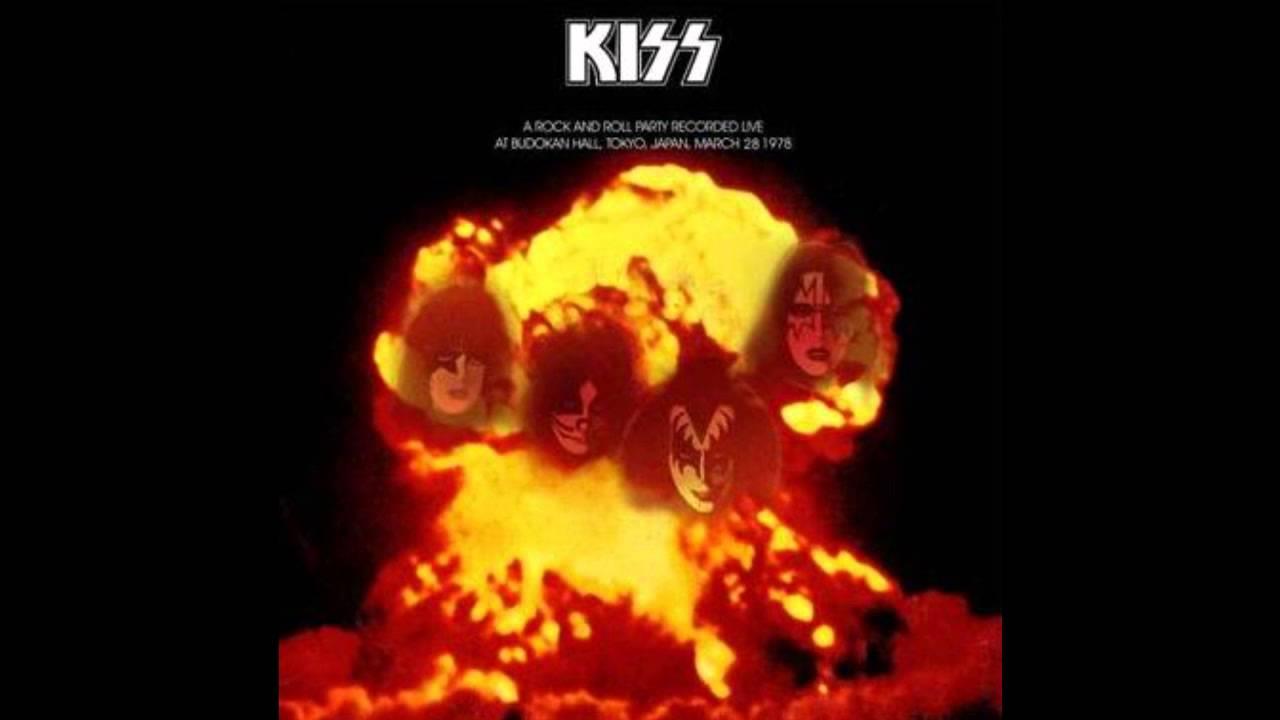Kiss black diamond live tokyo 1978 youtube