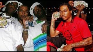 BMF Big Meech Son Lil Meech Call Crip Rapper Bleu Davinci A SNITCH..DA PRODUCT DVD