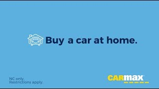 CarMax Home Delivery Visits Charlotte