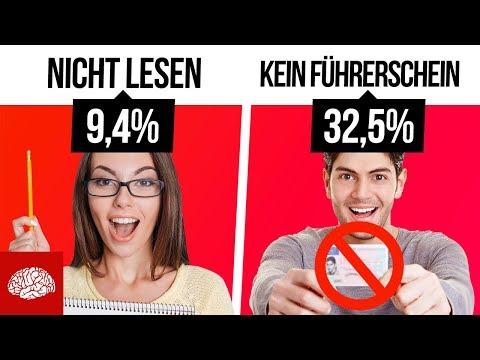 Wie viele Deutsche können es nicht?