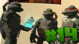 Черепашки Ниндзя (TMNT: The Video Game) - Прохождение: Часть 14