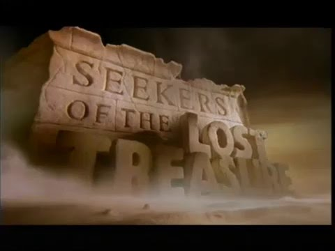 Seekers of the lost treasure: The curse of the Elgin marbles (Greek dub)