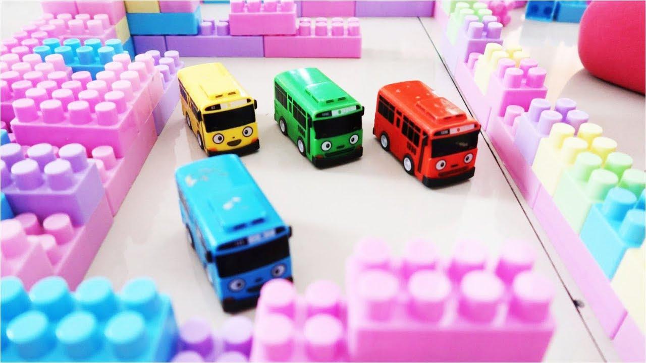 Video Tayo The Little Bus Bahasa Indonesia Permainan Tayo The Little Bus Youtube