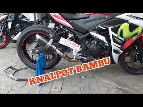 Knalpot Akrapovic Slip On Yamaha Yzf R25 Doovi