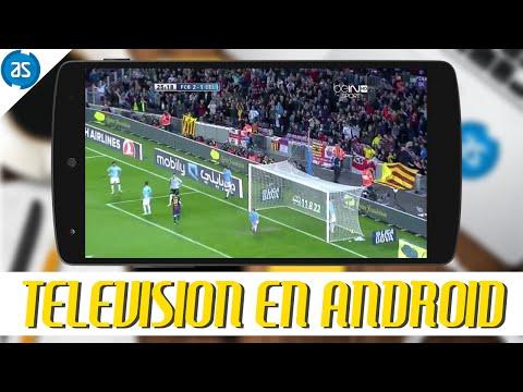 Mejores aplicaciones para ver T.V. desde Android - Andro Space