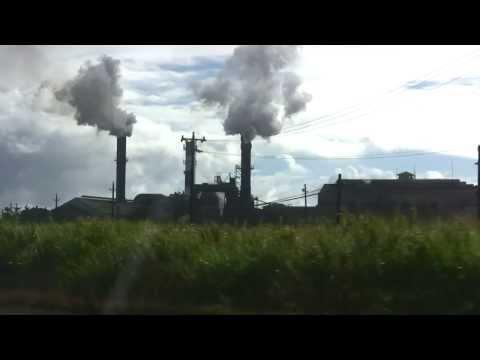 Sugar cane factory on Maui, Hawaii