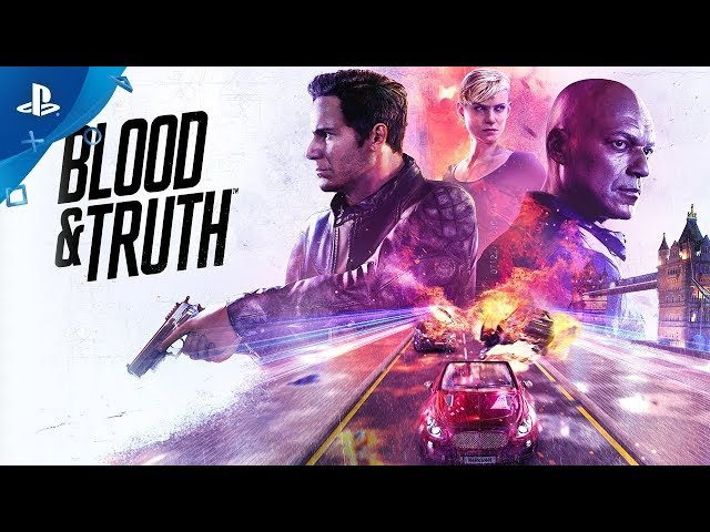 Blood & Truth | Launch Gameplay Trailer | PS VR