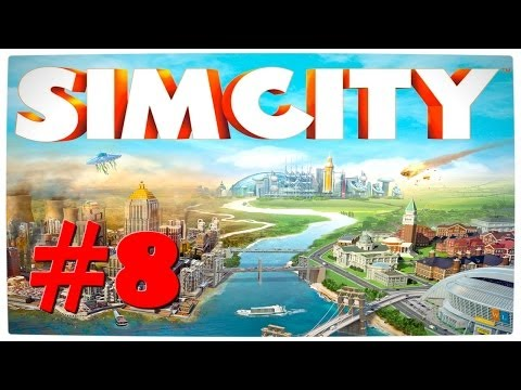 SimCity 2013: Episode #8 - Ore Mines & Trading!