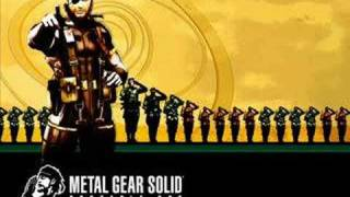 "METALGEARSOLID PORTABLE OPS ""Calling To The Night"""