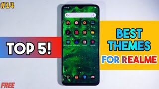 No 1 Best Top 5 Beautiful Theme's For Realme Phone's | New Design , 2020 | Best Themes| New Themes
