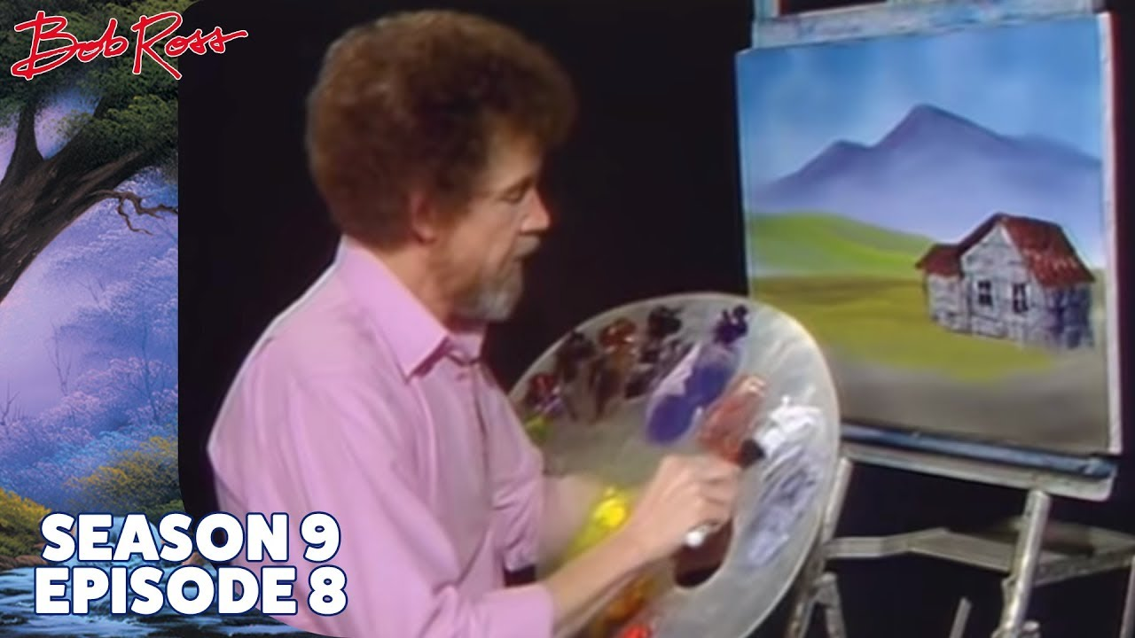 Download Bob Ross - Little House by the Road (Season 9 Episode 8)