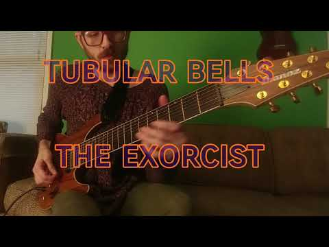 "Josh Martin Covers The Exorcist theme ""Tubular Bells"""