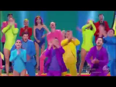 DWTS Season 23 Week 2-   Opening Number (TV Night Results)