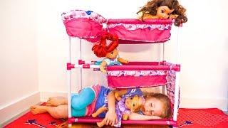 Download Настя и её смешные куклы Mp3 and Videos