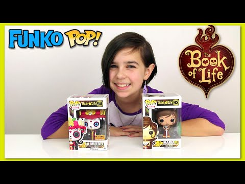 Funko POP - Book Of Life - La Muerte And Maria Review