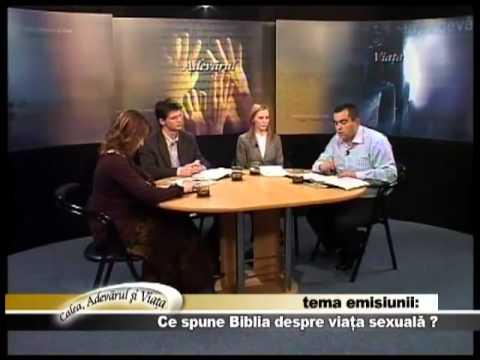Adevarul viata sexuala